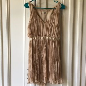BB Dakota Beige Dress